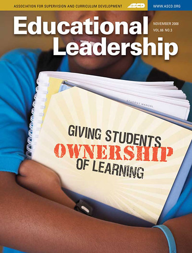 November 2008 Educational Leadership | by kunja