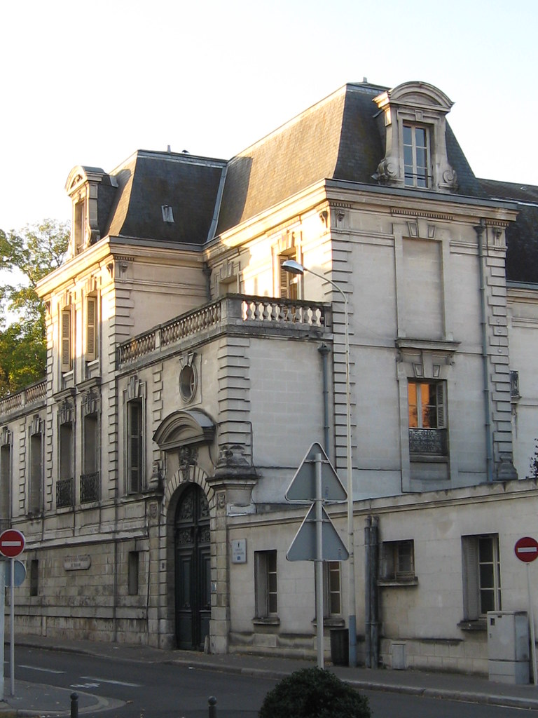 Tours, l'Institut de Touraine