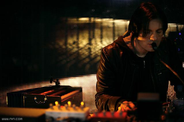 Soundcheck in Mexico City, Mexico - 10.17.08