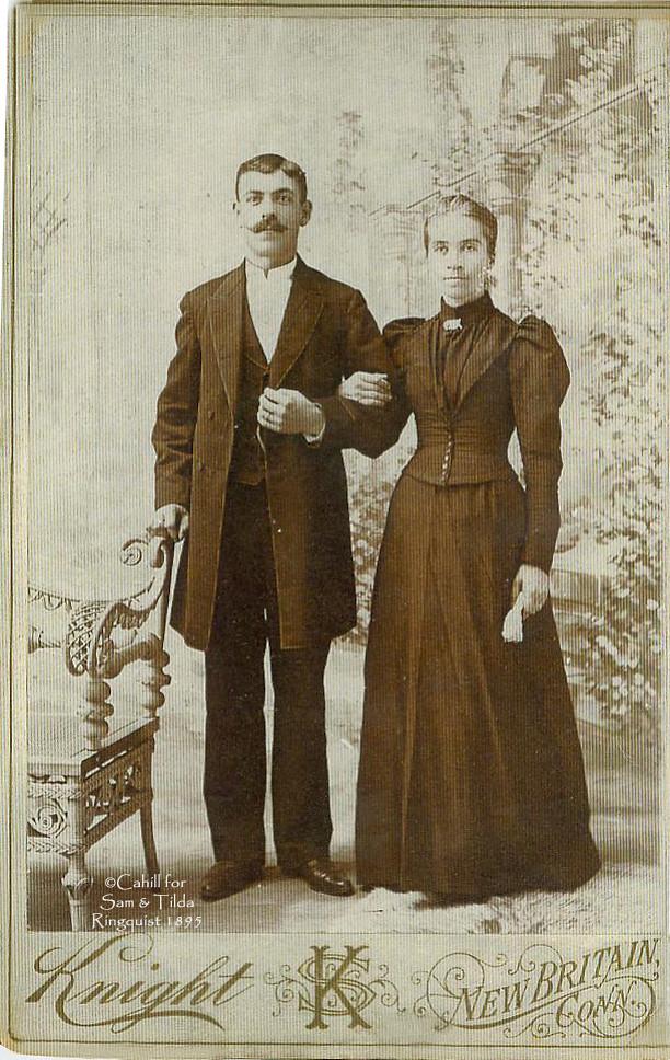 Sam and Tilda Ringquist Family Photos