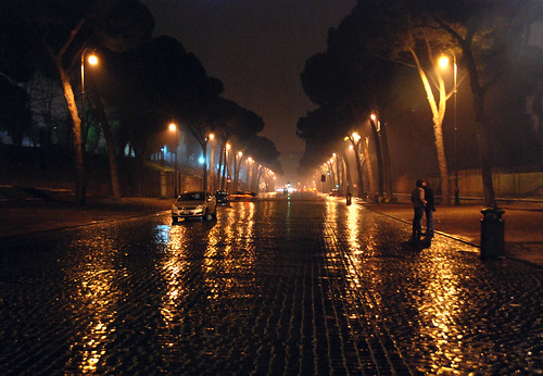 Beautiful Night In Rome | by J Rutledge