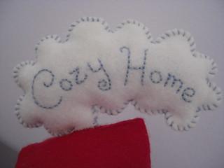 Cozy Home Softie | by Stitcher Scribbler