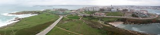 Panorama A Coruña desde Torre de Hercules | by carlossg