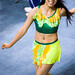 Beijing Olympic Cheerleader / Dancer (Volleyball) by SRP Austin Photography