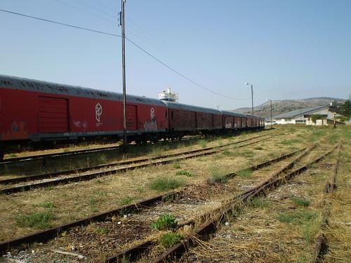La cara oculta de Soria (Estación de Renfe) | by Gonzopowers