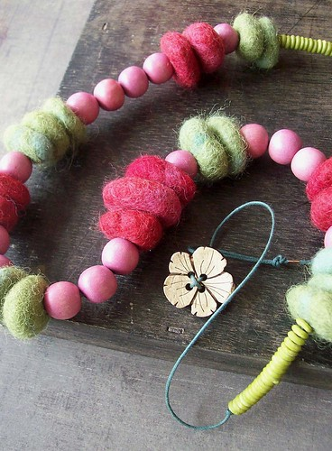 Sweet fruits necklace | by fleurfatale