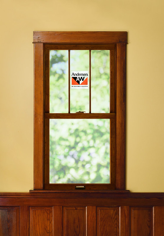 400 Series Woodwright Double-Hung Insert Window,