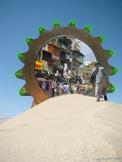 I think I finally got my Stargate to Pakistan Working Again
