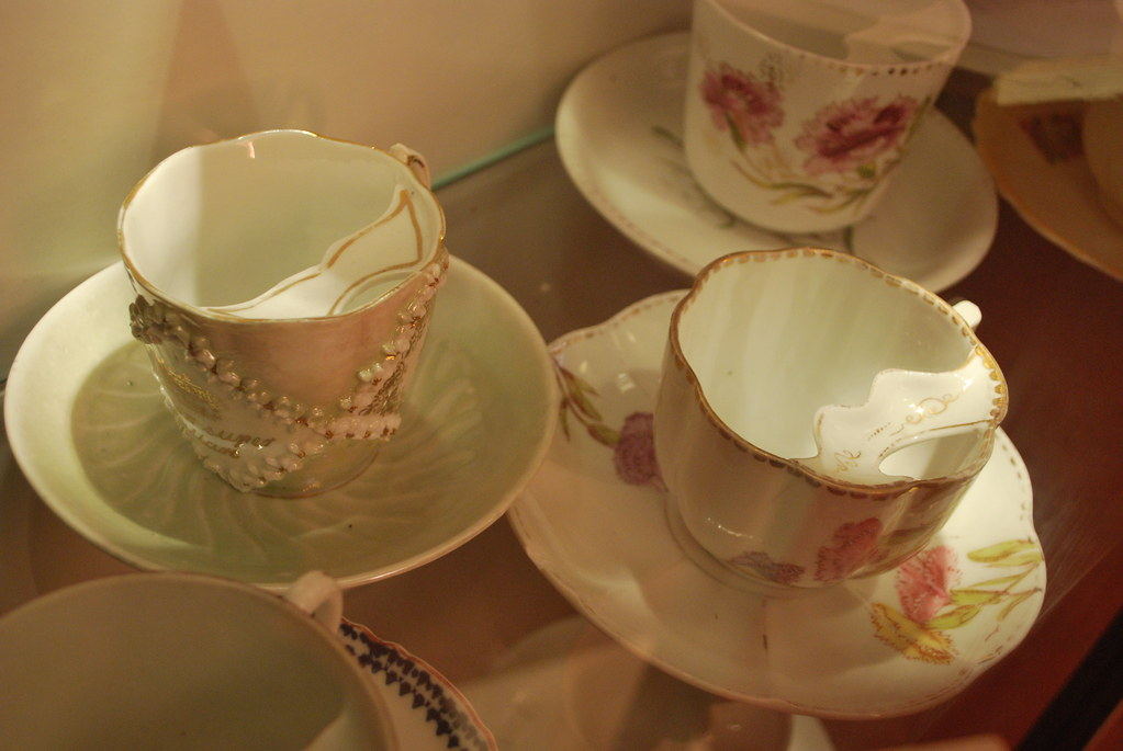 teacups for mustachioed gents
