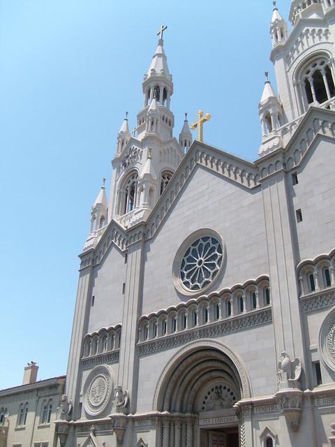 Saints Peter & Paul, San Francisco