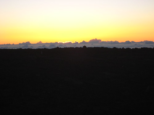 sunrise geotagged volcano hawaii bigisland hawaiivolcanoesnationalpark maunaloa