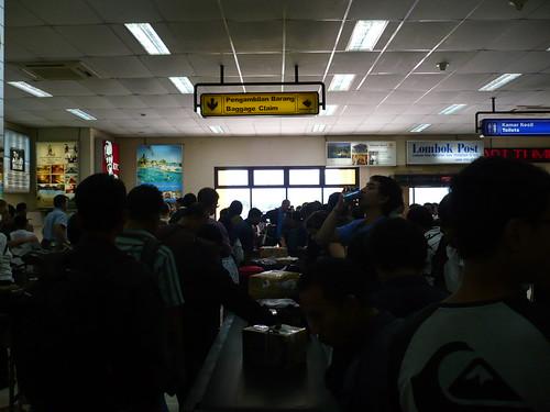 Selaparang Airport - Baggage Claim | by wiendietry