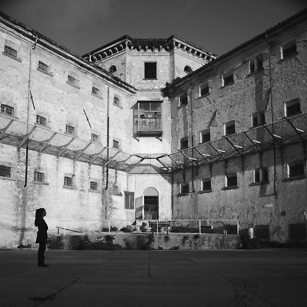 Ora d'Aria / Antropolis   Ex-Carcere Maschile Piazza ...