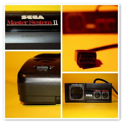 Sega Master System II (1990)   by burning_man