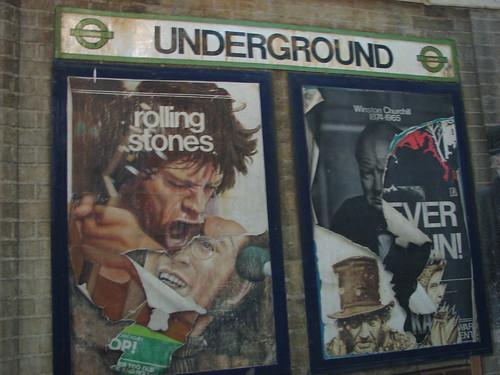 Underground in Mexico