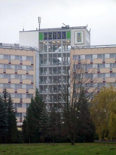 Müritz Hotel Klink Abriss
