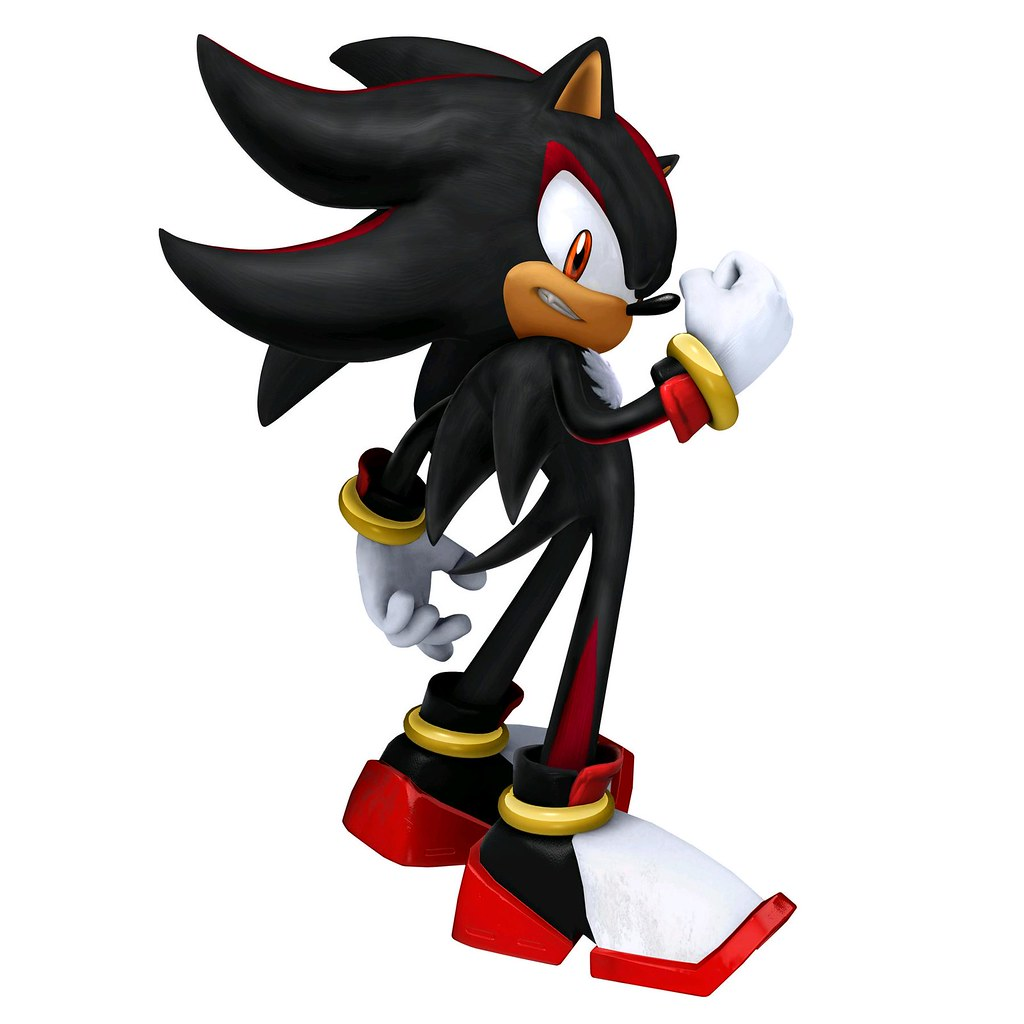 Shadow Sonic The Hedgehog This Is Shadow The Hedgehog S Flickr