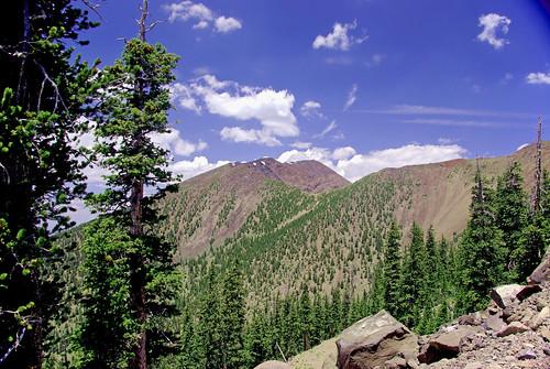 county arizona southwest hiking hike explore alpine flagstaff wilderness sanfranciscopeaks snowbowl saddle coconino humphreys coconinonationalforest kachina coloradoplateau agassiz coconinocounty flickrsbest azwexplore azhike alhikesaz flagstaff1