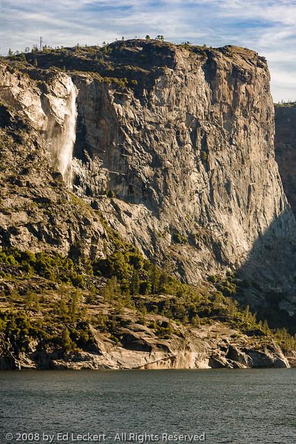 El Capitan's Twin, Hetch Hetchy Valley, Yosemite National Park, California