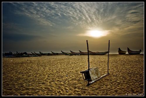 beach marina photoshop sunrise boat nikon gimp row 1855mm chennai lightroom onexplore d40 thebestofday gününeniyisi
