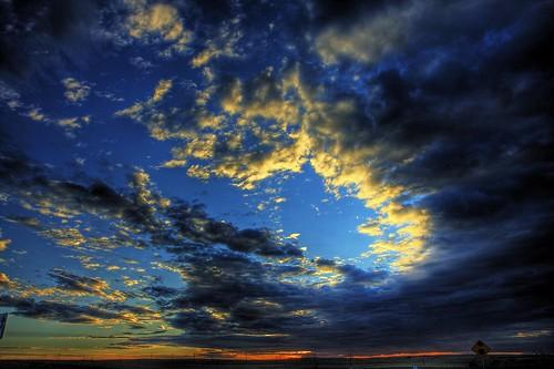 sunrise colorado coloradosprings hdr