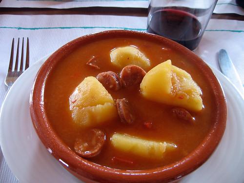 Patatas a la riojana   by loresui