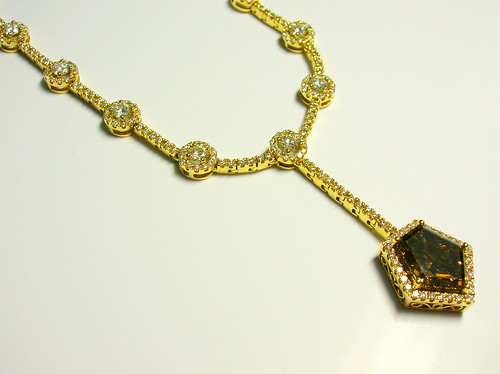 LeVian Diamond Neckpiece