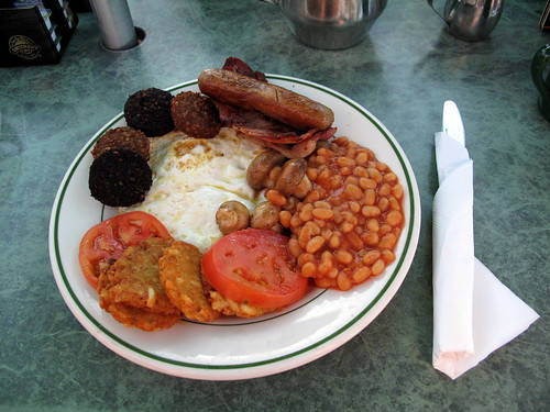 Full English Breakfast - Breakfast Of Champions | by peasap