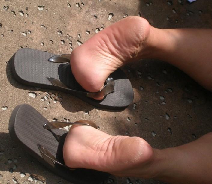 Pics bbw feet Soles