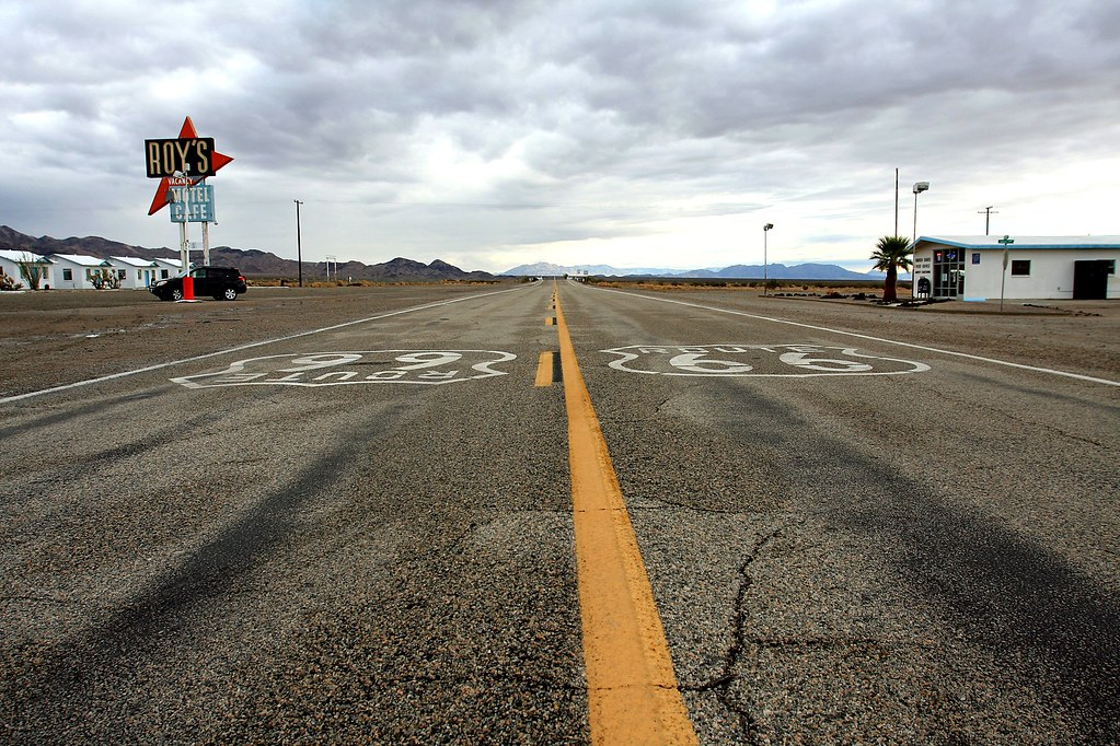 Historical Route 66 - the Mother Road by PC - My Shots@Photography