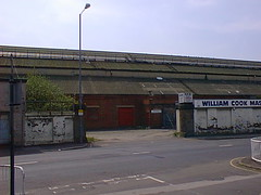 Sheffield - Wholesale Light Manufacturing / Inner City