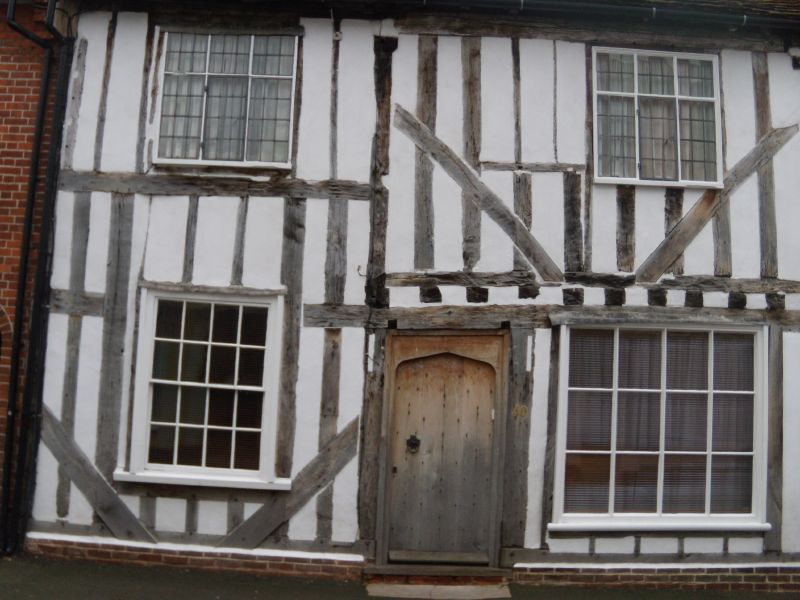 Old House, Coggeshall Kelvedon circular