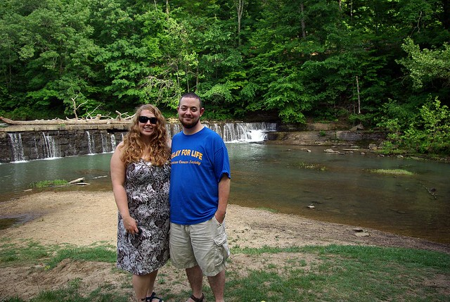 Alexis and I, Sgt. Alvin York Historic Park and Grist Mill, Pall Mall, TN