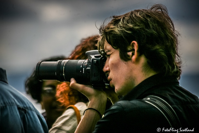 Shooting the Shooter in Cannes