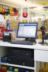 HP rp5700 Point-of-Sale (POS) System | by HP APJ