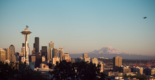 seattle | by rcarver
