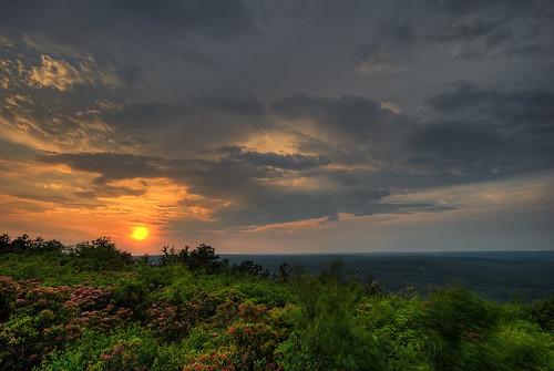 sunset storm landscape geotagged pennsylvania pa poconos mountainlaurel hdr tannersville mountpocono 3xp bigpocono