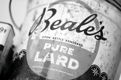 Lard. Pure. | by Steve Snodgrass