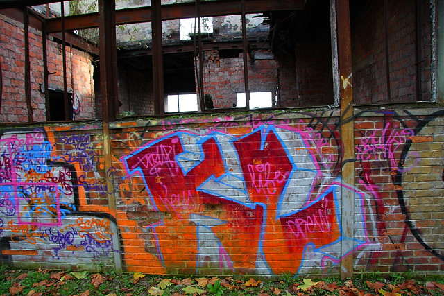 Graffiti Strasbourg