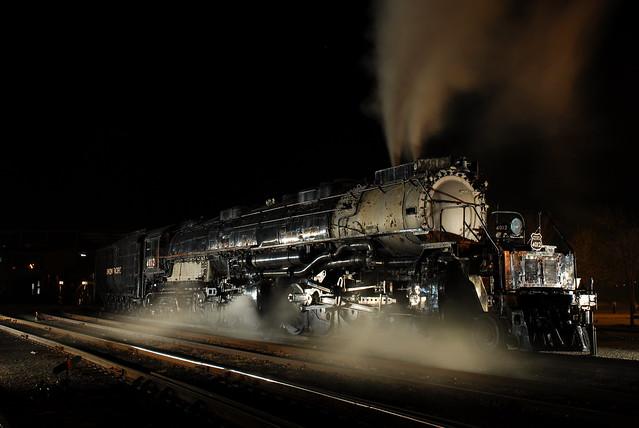Union Pacific # 4012