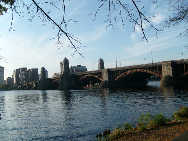 Longfellow Bridge - The Charles River