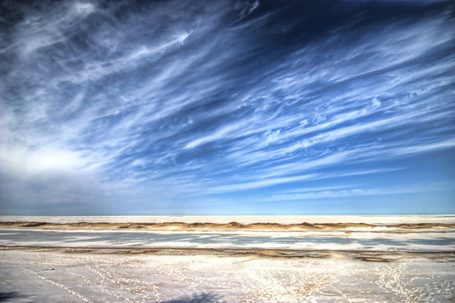 Lake Huron Winter 2 HDR*