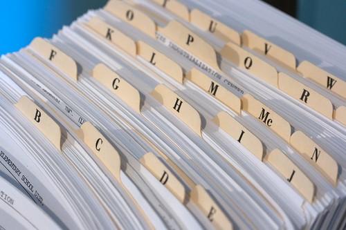 Alphabetical | by Marcin Wichary