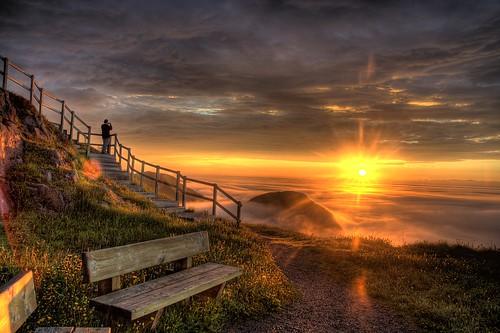 sunrise newfoundland 350d xt stjohns hdr tamron1750 iwishidtakenthat damniwishidtakenthat wishitookthat