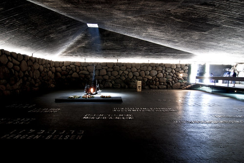 The Hall of Remembrance (Yad Vashem) | by jonas_k