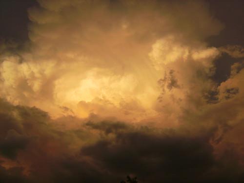 AZ - Mesa Storm Clouds at Sunset (6)