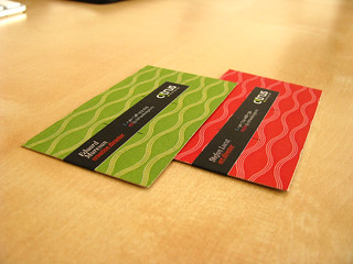 C!trus business cards. | by Alex Buga