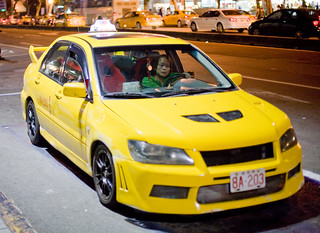 online store d1b64 83af3 Taipei Taxi | Strange Taxi in Taipei Looks like an Evo body ...