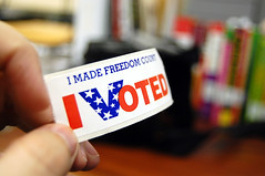 #298 : i vote | by greaterumbrage