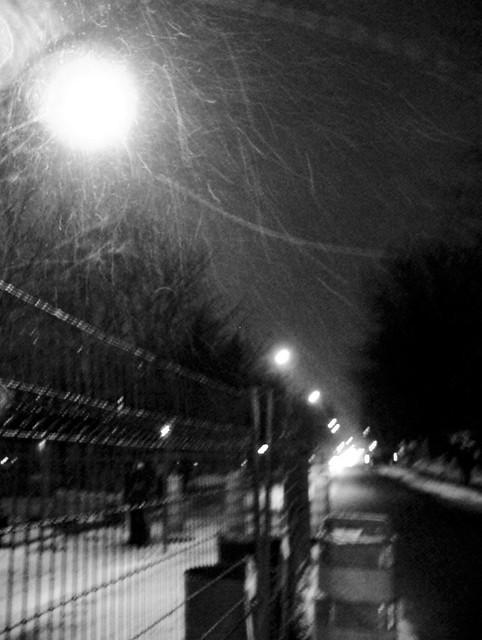 Je déteste l'hiver